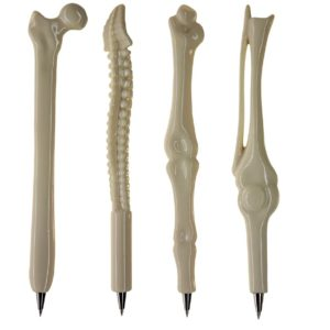 anatomical bone pens