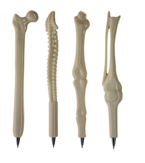 anatomical bone pens femur tib/fib, spine, phalanx, finger