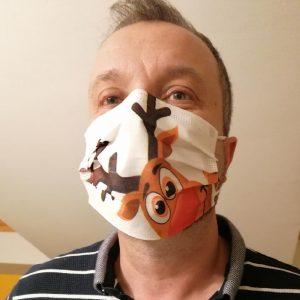 xmas mask